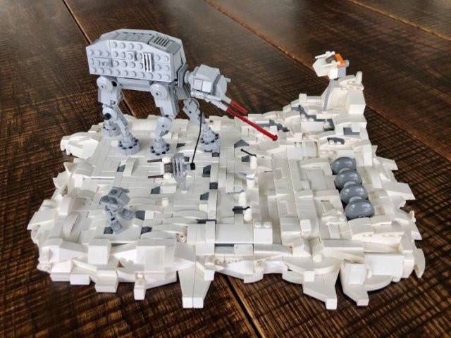 Вы равнодушны к LEGO? Просто вы еще недостаточно взрослый! (25 фото)